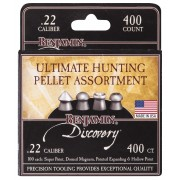 Пули пневматические Crosman Ultimate Hunting Pellet Assortment (400 шт.)
