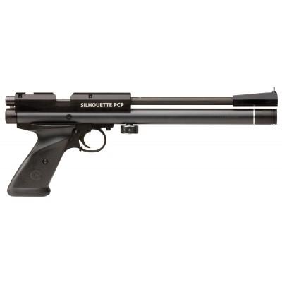 Пистолет пневматический Crosman 1701P Silhouette PCP