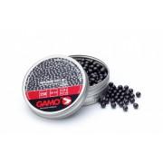Пули пневматические Gamo STEEL BB'S (4,5мм 250 шт.)