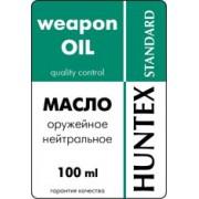 Масло оружейное нейтральное «HUNTEX standart» (100 мл)