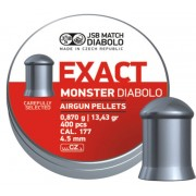 Пули «JSB Exact Monster Diabolo» (0,87 г)