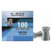 Пули Norica Match (5,5мм 100 шт.)