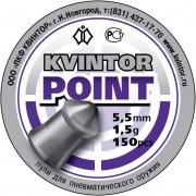 Пули Kvintor «Point» (150 шт.)