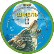Пули Шмель 4,5 мм 0,75 гр (400 шт.)