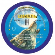 Пули Шмель 4,5 мм 0,91 гр (350 шт.)