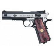 Пистолет пневматический Umarex COLT SPECIAL COMBAT CLASSIC
