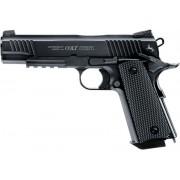 Пистолет пневматический Umarex COLT M45 CQBP BLACK